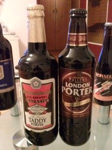 London Porter, Taddy Porter