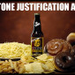 Stone Justification Ale
