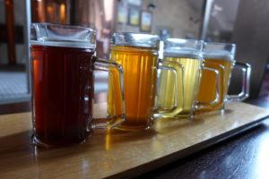 Piwa w różnych stylach