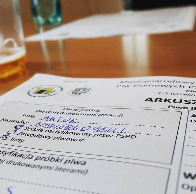 Midzynarodowy Cieszyski Konkurs Piw Domowych beerjudging beercontest beerjudge beerporn beerstagramhellip